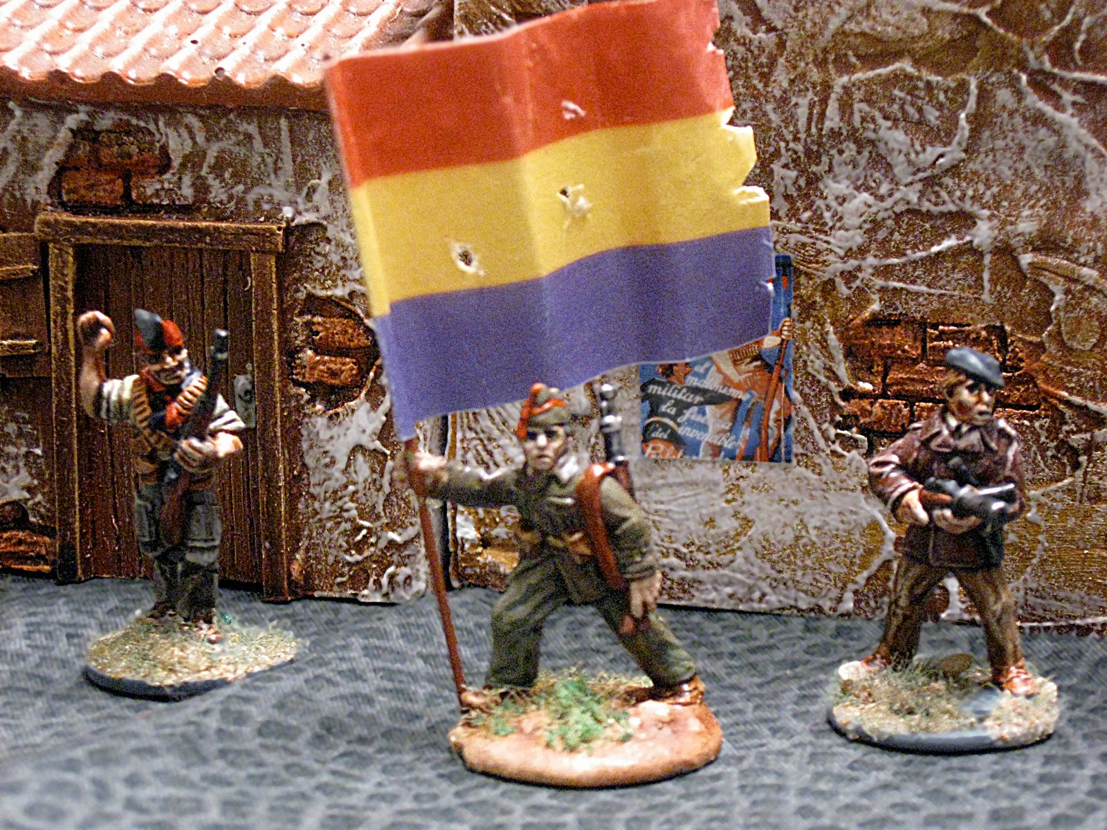 More Standard Bearers Of The Spanish Civil War