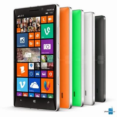 Kualitas Kamera Nokia 930 Kalahkan iPhone 6 & Samsung Galaxy Note 4