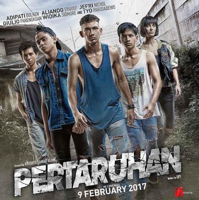 Daftar Film Bioskop Indonesia Paling Dinantikan Februari 2017