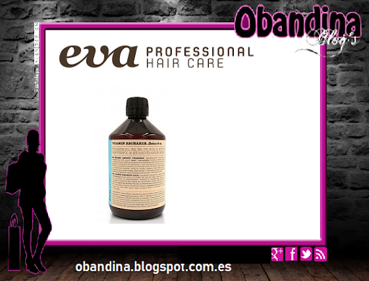 Sorteo Eva Professional Vitamin Recharge Detox & co.