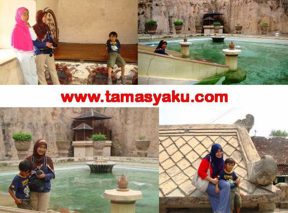 Taman Sari Wisata Jogja