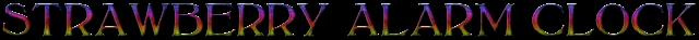 STRAWBERRY ALARM CLOCK