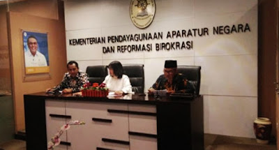 Dewan Konsultasi ke Kementerian PAN-RB, Pastikan Formasi P3K dan CPNS 2019