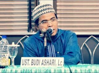 Biografi Ustadz Budi Ashari LC Pembina Kuttab Al-Fatih