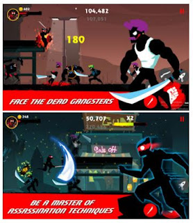 Dead slash gangster city APK Mod v1.0