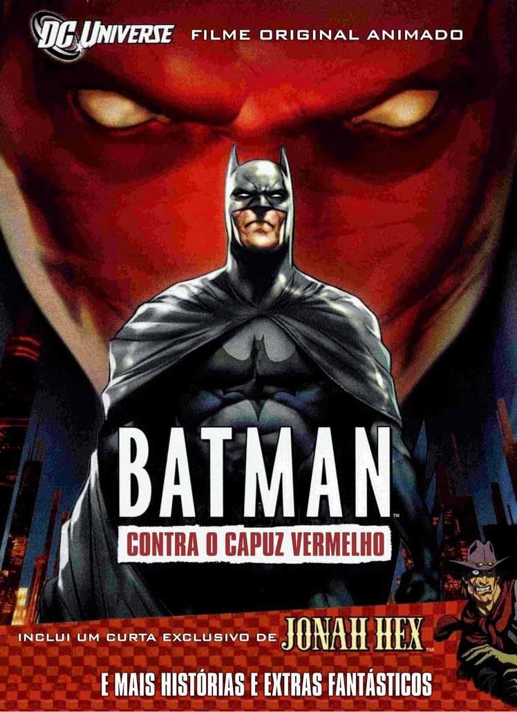 Batman Contra o Capuz Vermelho Torrent – Blu-ray Rip 720p e 1080p Dual Áudio (2010)