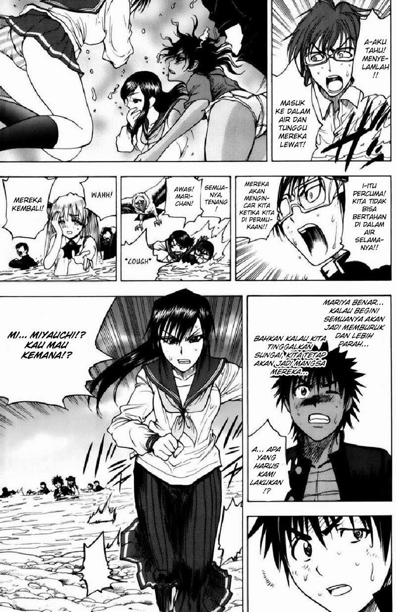 Komik cage of eden 052 - tumbang 53 Indonesia cage of eden 052 - tumbang Terbaru 3|Baca Manga Komik Indonesia|
