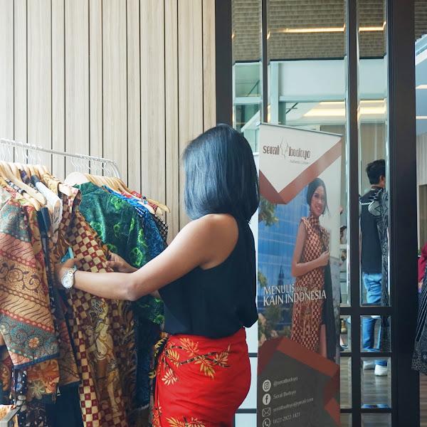 Serat Budoyo: Kaum Muda Juga Bisa Bergaya Dengan Batik