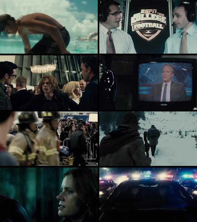 Batman V Superman Dawn of Jusitce 2016 Extended Cut Ultimate Edition English HDRip