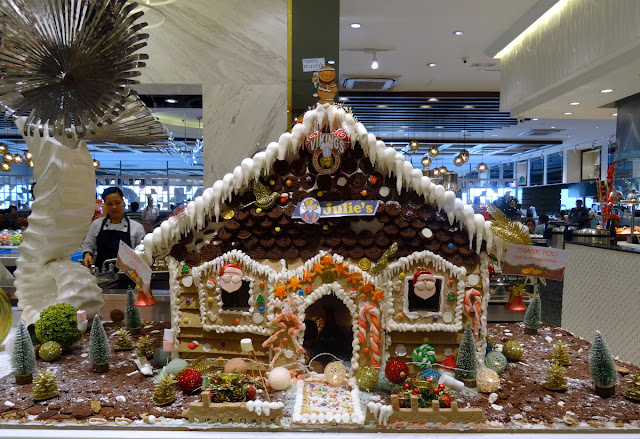 Gingerbread House Vikings Cebu
