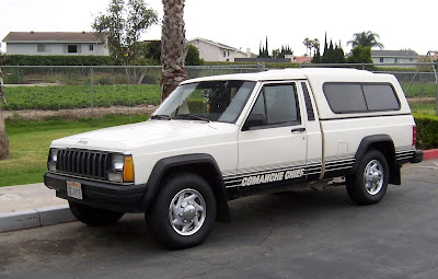 Kenderaan Jeep