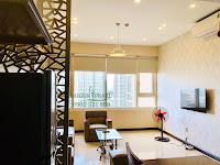 Cho thuê SGP tầng 32 tòa Topaz 2 - phòng khách căn hộ cho thuê