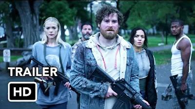 Black Summer Trailer em HD da Série de Apocalipse Zumbi.