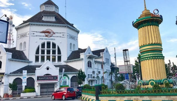 Tempat Wisata dengan Arsitektur Indah di Kota Medan