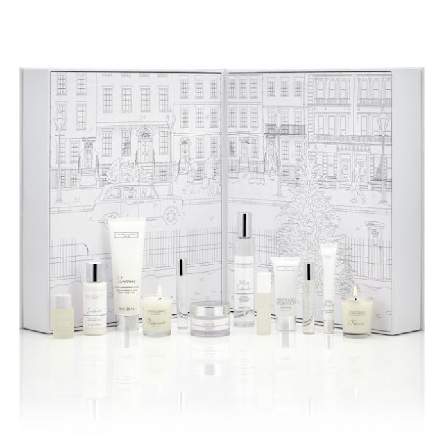 White Company Beauty Advent Calendar