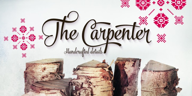 Font SVN The Carpenter Việt Hóa