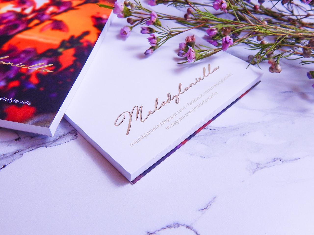 10 colour.me colourme colour me wizytówki druk wizytówek notesów kompleksowa obsługa firm gdzie wydrukować wizytówki zaproszenia kartki świąteczne melodylaniella recenzja