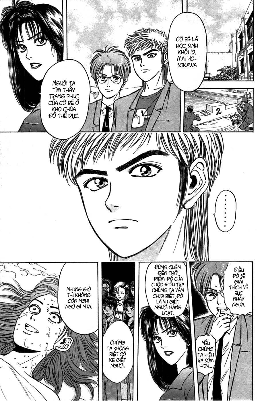 Psychometrer Eiji chapter 37 trang 4