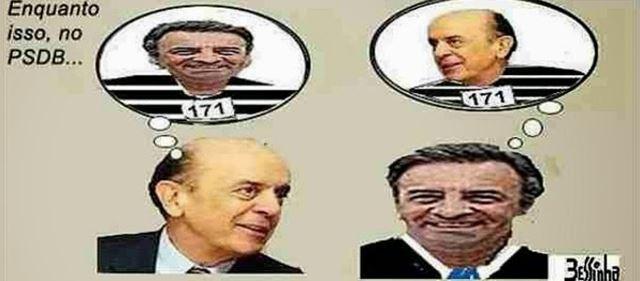 Alckmin, Aécio e as bicadas no ninho