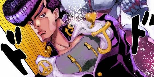Suivez toute l'actu de JoJo's Bizarre Adventure : Diamond is Unbreakable sur Japan Touch, le meilleur site d'actualité manga, anime, jeux vidéo et cinéma