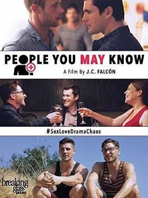 Personas Que Debes Conocer - PELICULA - EEUU - 2016