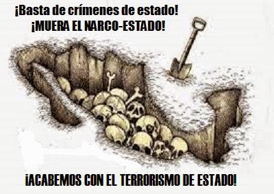 Resultado de imagen de mexico crimenes de estado