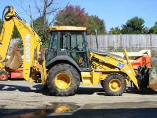 Ryan McCourt McCourt Construction - Backhoe
