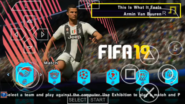 Download PES 2019 v7 English Update January 2019 ~ Embuh Droid