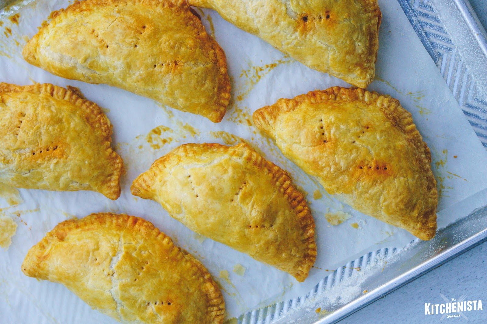 Shortcrust Pastry For Hand Pies