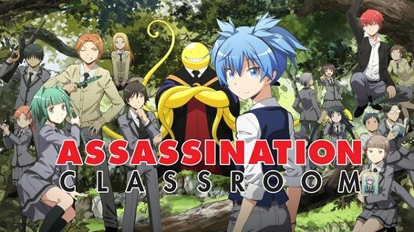 Lớp Học Ám Sát - Assassination Classroom (2015)