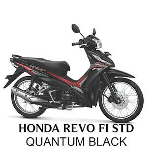 Sepeda Motor Revo FI 5