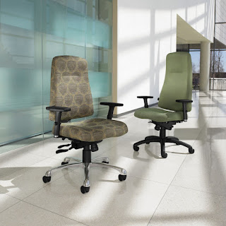 Indulge In Comfort with Global Total Office by OfficeFurnitureDeals.com