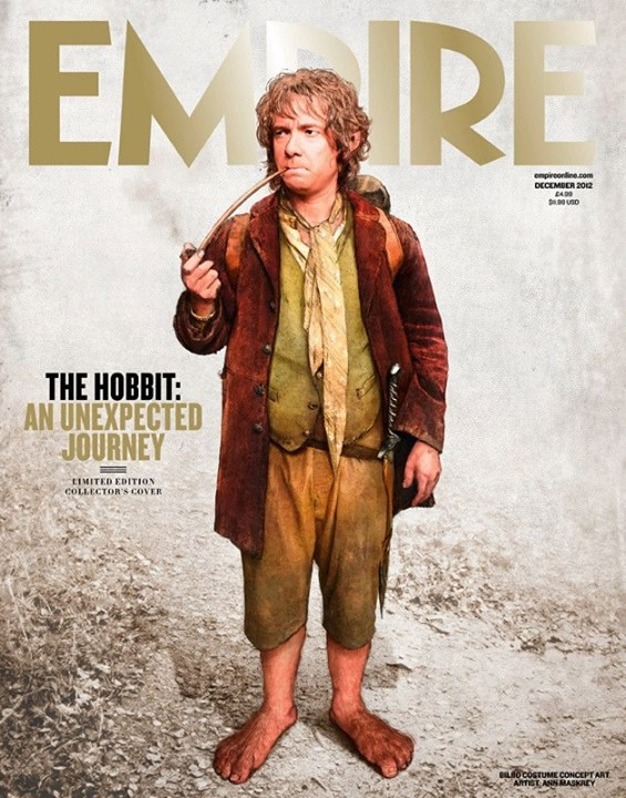 Bilbo Baggins Empire magazine