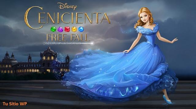 La Cenicienta Free Fall v2.6.1 Apk Mod [Vidas ilimitadas / Potenciadores]