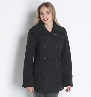 Capispalla in offerta: cappotto Fornarina su Saldiprivati