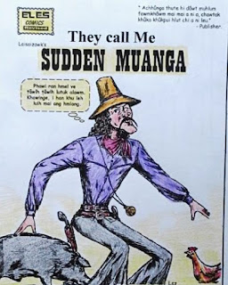 MIZO COMICS SUDDEN MUANGA
