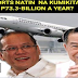 Pnoy government lost 73 billion pesos after selling 6 international airports to cronies