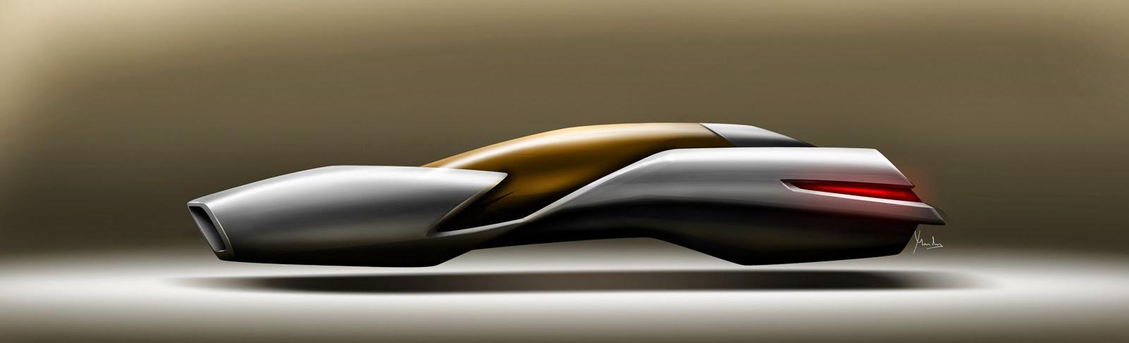 Marceloaguiar Design Car Design Portfolio Leon2049 Initial Phase