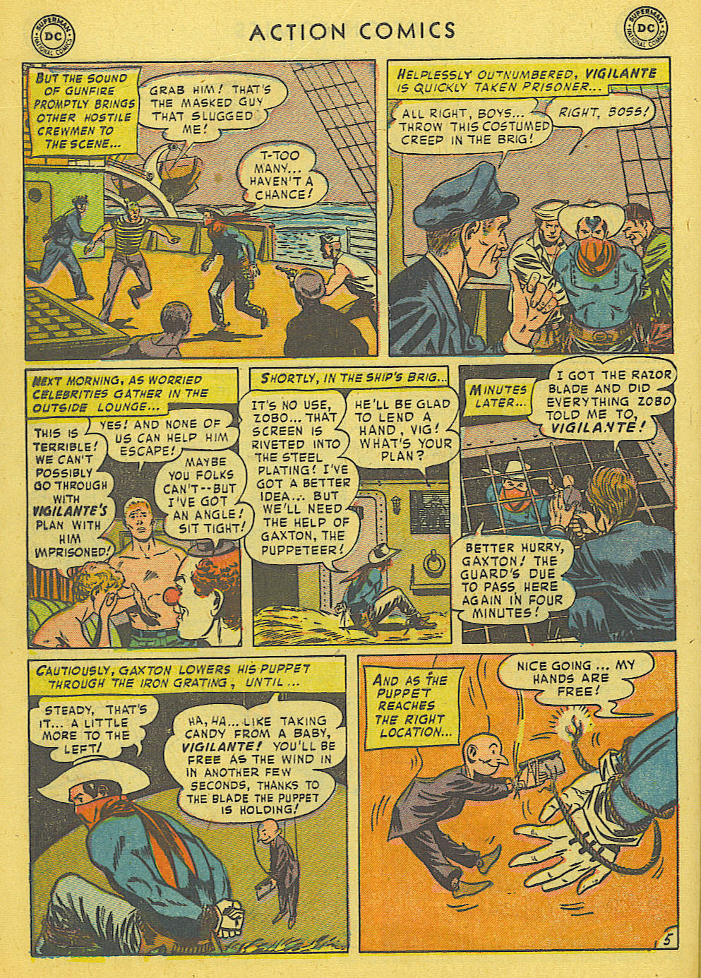 Read online Action Comics (1938) comic -  Issue #175 - 38