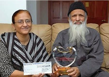 The Real Heroes of Pakistan: Bilquis Edhi