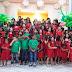 Abertura do Aniversário de 38 anos da IBCJ - Pingo de Gente e Gente Miúda