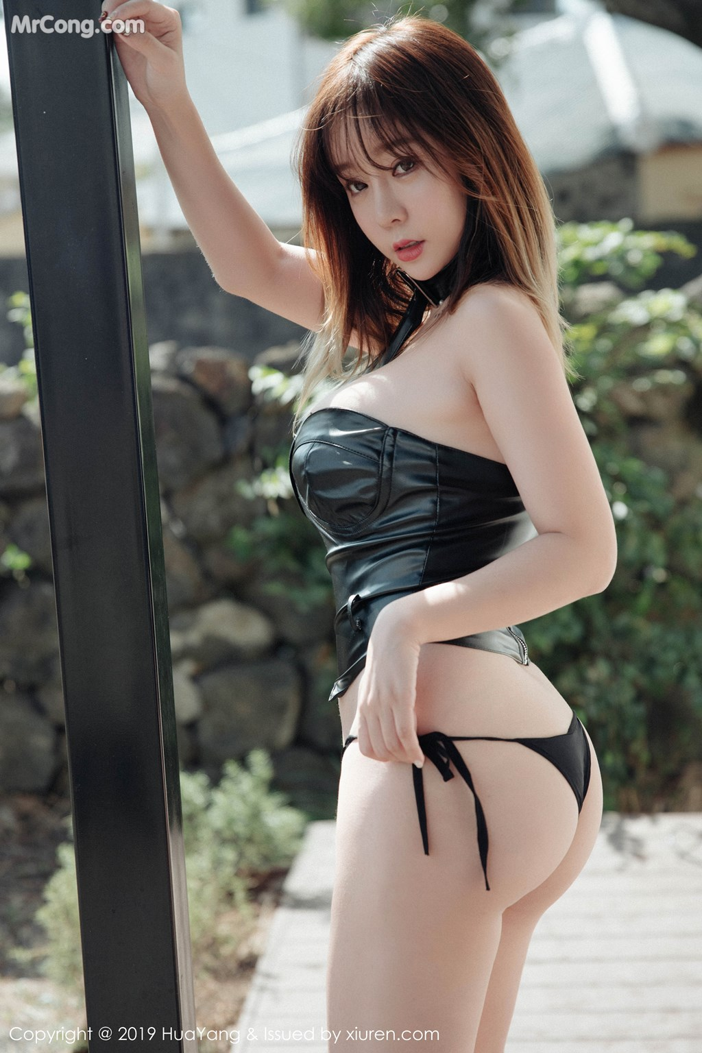 Image HuaYang-2019-03-21-Vol.124-Wang-Yu-Chun-MrCong.com-009 in post HuaYang 2019-03-21 Vol.124: Wang Yu Chun (王雨纯) (44 ảnh)