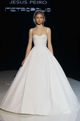Vestidos de novia tipo princesa