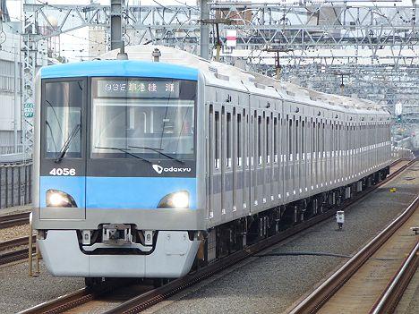 小田急線 準急 綾瀬行き 4000形