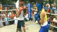 Escuela de Boxeo Navarerte realiza cartelera