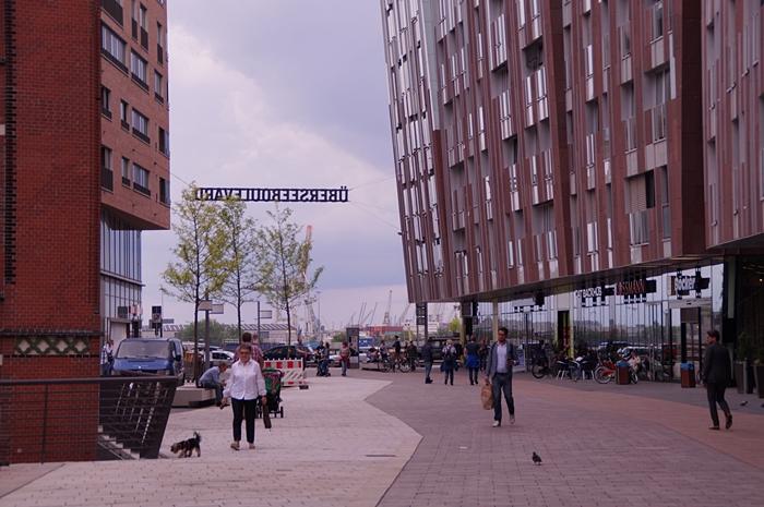 Überseeboulevard, Hamburg Hafencity | Tasteboykott