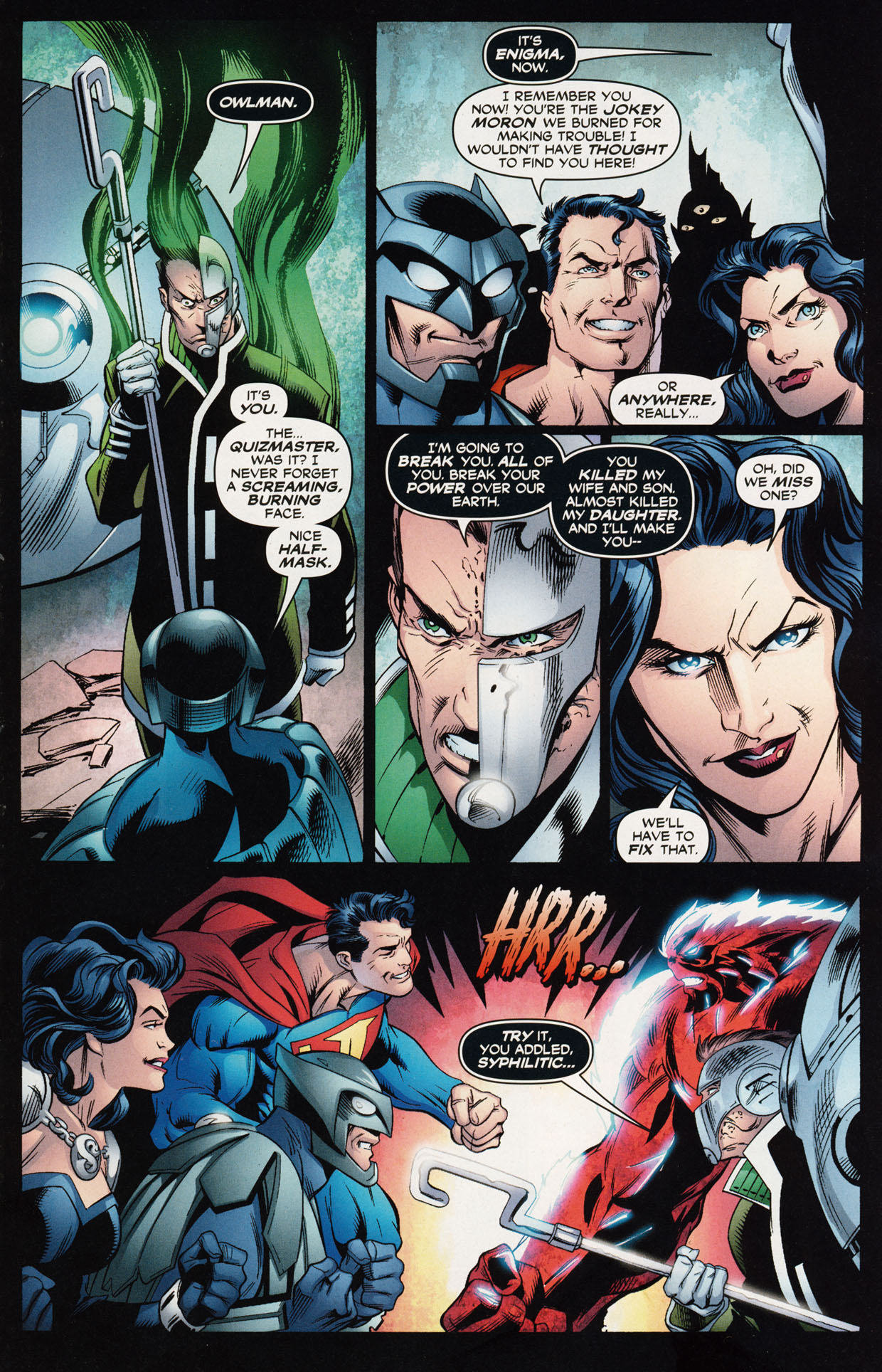 Read online Trinity (2008) comic -  Issue #44 - 8