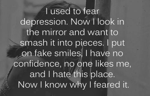 Why Am I Depressed (Depressing Quotes) 0087