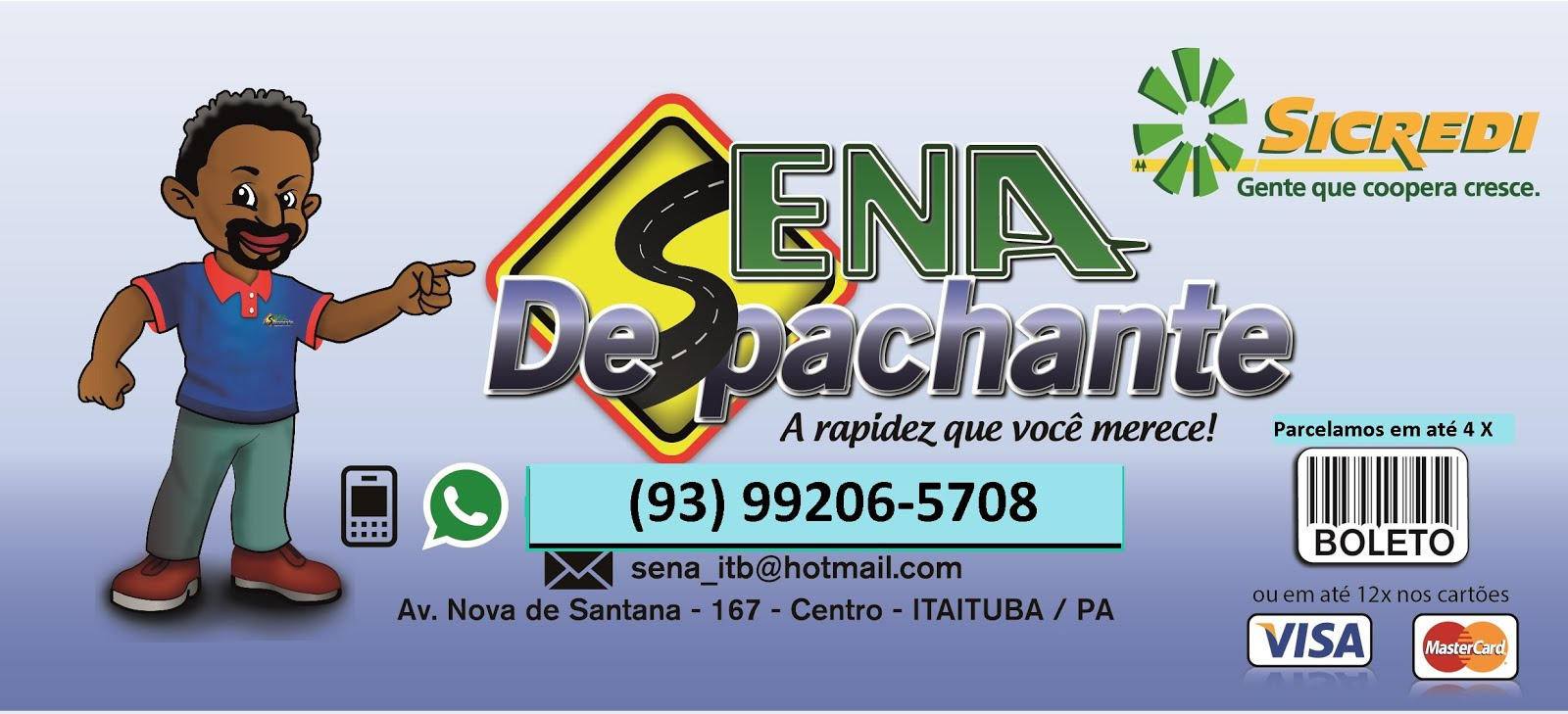 SENA DESPACHANTE