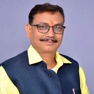 Pawan Pandey Joins Shiv Sena Sultanpur Uttar Pradesh